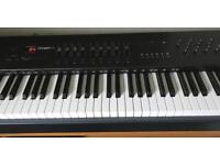 M Audio Oxygen 88 Piano Weighted 88 Key USB MIDI Controller