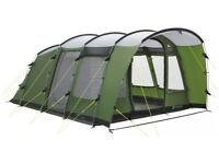 Outwell Glenwood 600 tent with awning, carpet and footprint - make me an offer!