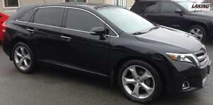 2015 Toyota Venza LIMITED ALL WHEEL DRIVE NAVIGATION Clean Car P