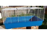 Large indoor rabbit cage with lots of extras