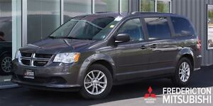 2016 Dodge Grand Caravan SXT! DVD! STO AND GO! REAR AIR!