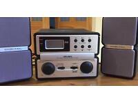 BUSH super micro cd radio system