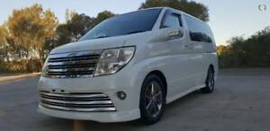 2006 Nissan Elgrand Rider top of the range 50 more to choose from Wolli Creek Rockdale Area Preview