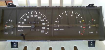 R31 Skyline instrument cluster Perth Perth City Area Preview
