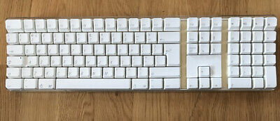 Apple wireless keyboard Model No A1016 Working In Good Condition.