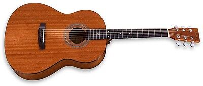 Zager Easy Play Parlor-E 4/5 Size Acoustic Electric Guitar..rated in the top 2%!