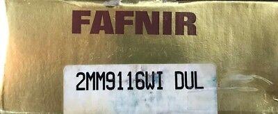 2mm9116wi Dul Abec 7 Fafnir Super Precision Ball Bearing