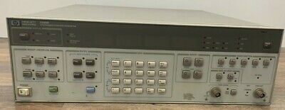 Hewlett Packard 3325b Synthesizer Function Generator
