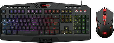 s101 3 wired gaming keyboard and optical