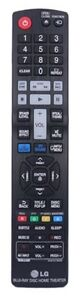 *New* Genuine LG AKB73775603 Blu Ray Home Cinema Remote Control
