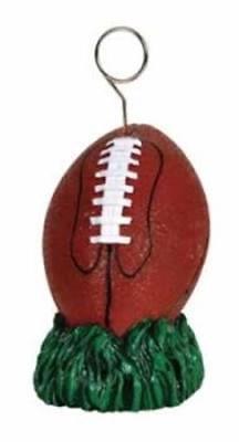 Football Photo/Balloon Holder Football Birthday Party Decorations