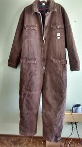 Men's Coverall for Winter,Size 2XL/2TG