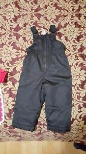 18-24 month snow pants and jacket
