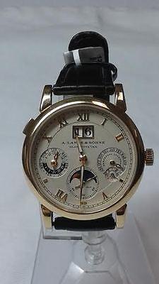 A. Lange & Sohne (310.021) Langematik Perpetual Calender Men's Watch