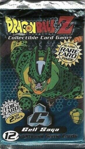 Dragon Ball Z Ccg Complete Your Unlimited Cell Saga Set!!  Choose Your Cards!!
