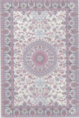 """1:48 Scale Dollhouse Area Rug 0001916 - approximately 1-7/8"""" x 2-7/8"""""""