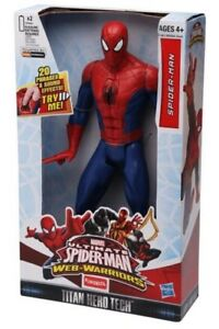 Spiderman parlante