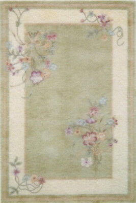 """1:48 Scale Dollhouse Area Rug 0001914 - approximately 1-15/16"""" x 2-15/16"""""""
