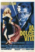 La Dolce Vita Movie Poster