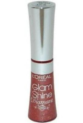 L'Oreal Glam Shine Diamant Brillo de Labios - 164 Rubí Quilates