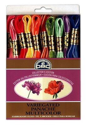 Dmc 36 Variegated Embroidery Floss Collector's Edition