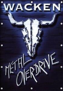 Various Artists - Various Artists - Metal Overdrive: Wacken Overdrive /0