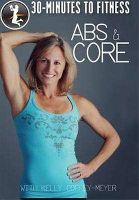Used, KELLY COFFEY-MEYER 30 MINUTES TO FITNESS ABS AND CORE WORKOUT DVD for sale  Shipping to India