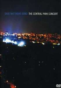 DAVE MATTHEWS BAND: THE CENTRAL PARK CONCERT [2 DISCS] [DVD NEW]
