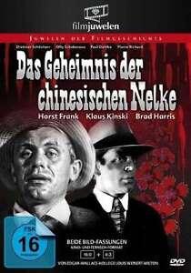 SEGRETO-DER-CINESE-GAROFANO-Horst-Frank-KLAUS-KINSKI-Schonherr-DVD-nuovo