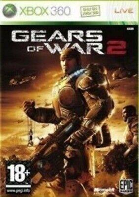 Microsoft Xbox 360 - Gears of War 2 mit OVP