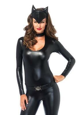 Leg Avenue Verspielt für Katzen Damen Fatal Erwachsene Halloween Kostüm 83767