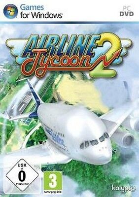 Airline Tycoon 2 Deutsch Brandneu