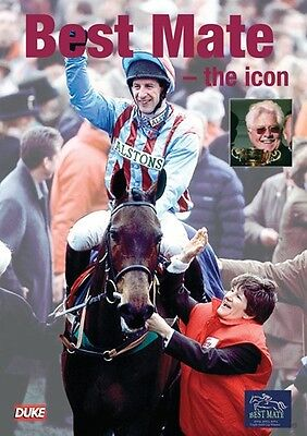 Best Mate - The Icon New DVD National Hunt Jump Racing Horse Cheltenham Gold