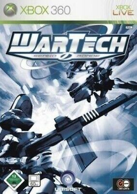 Microsoft Xbox 360 - Wartech: Senko no Ronde DE mit OVP