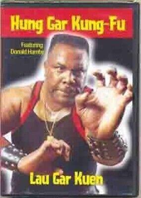 Shaolin Hung Gar Kung Fu Lar Gar Kuen Lau Salm Ngan DVD Donald Hamby martial art