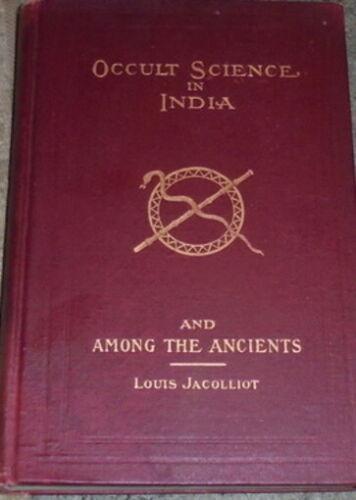 Ancient Occult Science India Vril Aryan Magic Witchcraft Mystic Spirit Vedas God