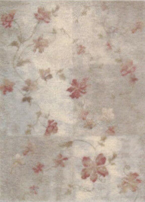"""1:48 Scale Dollhouse Area Rug 0001918 - approximately 2"""" x 2-3/4"""""""