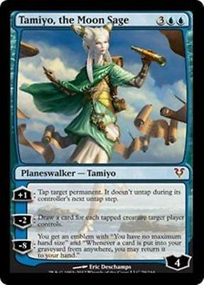 TAMIYO, THE MOON SAGE Avacyn Restored MTG Blue Planeswalker MYTHIC RARE, used for sale  Shipping to South Africa