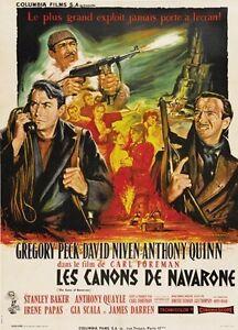 THE-GUNS-OF-NAVARONE-MOVIE-POSTER-Gregory-Peck-RARE-5