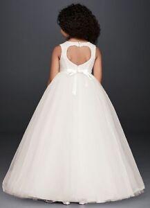 Flower Girl Dress - David's Bridal