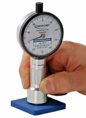 Checkline Ad-100-oo Type Oo Shore Durometer Astm D2240