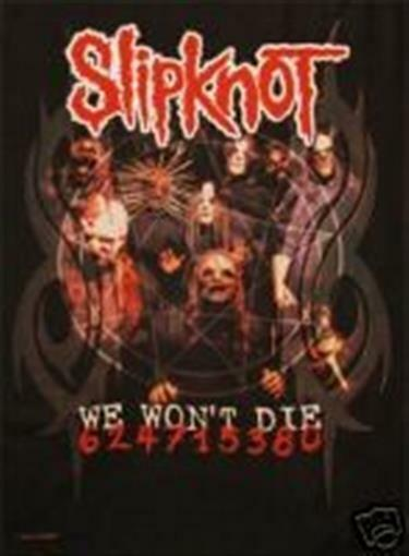 Slipknot We Won