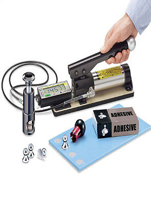 Defelsko Atm20a Positest Atm20 Manual Pull-off Adhesion Tester With 20mm Dollies