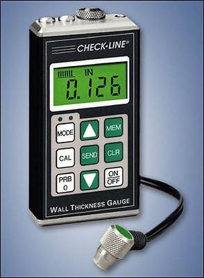 Mmx-6dl Through Paint Ultrasonic Thickness Gauge Complete Kit