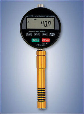 Rex Rx-dd-d Type D Precision Digital Shore Durometer With Memory Data Output