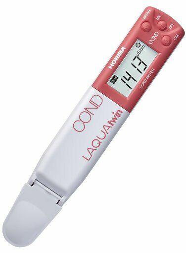 Horiba LAQUAtwin 3999960125 Model EC-11 Compact Conductivity Meter