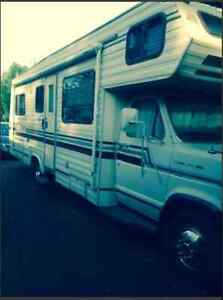 Reduced to Sell 1987 Motorhome