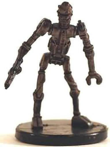 WOTC Star Wars Minis Clone Wars IG-86 Assassin Droid NM