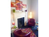 Therapy Room Clapham For Counselling and Psychotherapy Part time.