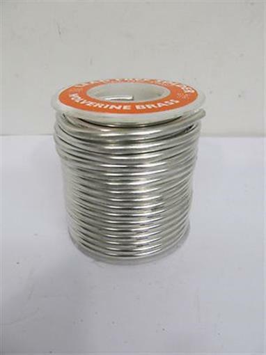 "Wolverine Brass 54037, 1/8"", Lead Free Solder - Silver Bearing - 1 lb."